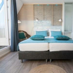 nieuwe kamers Loods Hotel Vlieland
